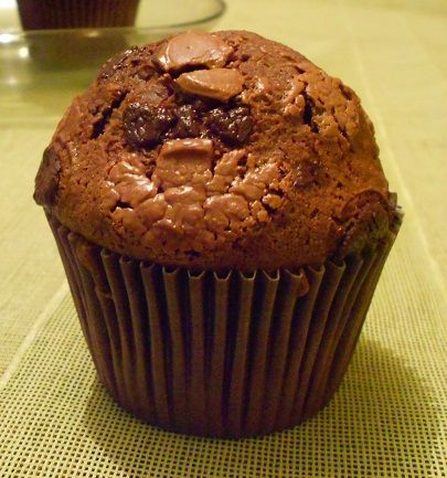 Muffins extra moelleux au chocolat++++