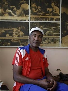 Saturday: Olympic boxer Teofilo Stevenson dies Penger er ikke det viktigste, sporten er alltid i førersetet.