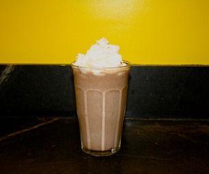 Chocolade Banaan Smoothie