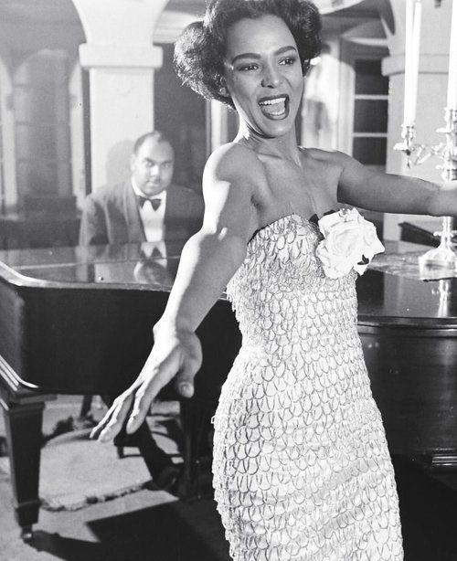 Dorothy Dandridge. 1951.  Photographer: Ed Clark