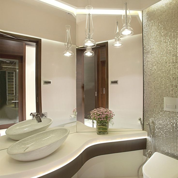a glamorous beachside property fit for a bollywood celebrity mumbai india http - Bathroom Designs In Mumbai