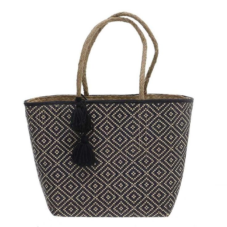 Sea Grass Bag - inart