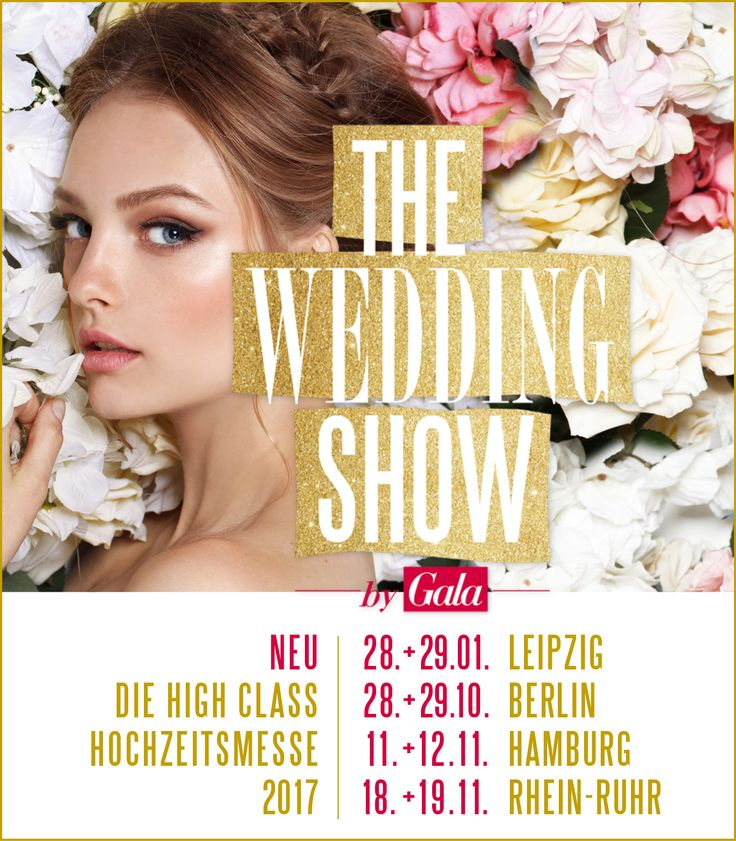 Banner the wedding show