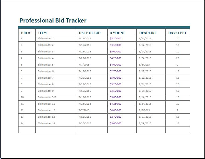 marketing campaign tracker template at    wwwxltemplatesorg - excel templates for payroll