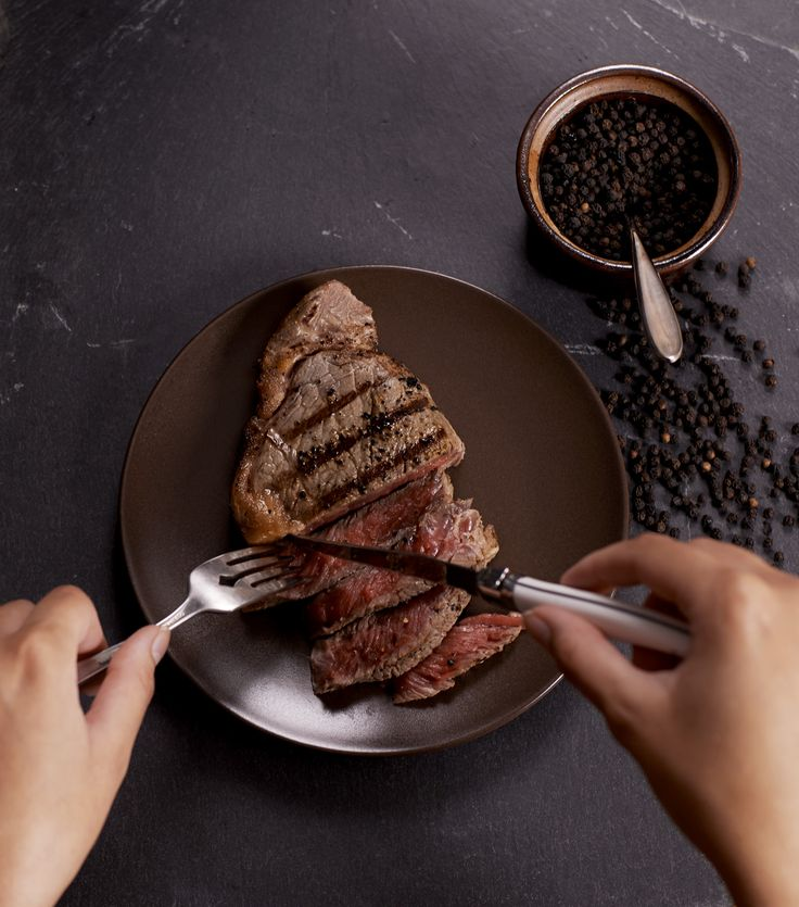 Steak. Food Photography by White Cloud Photographic | White Cloud Photographic
