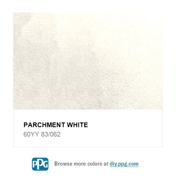 Explore Paint Color Parchment White By Ppg Timeless Available At The Home Depot This Inspired Is A Perfect Main Wall