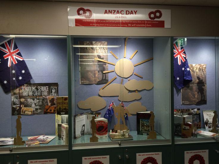 ANZAC Day 2014 - Parramatta Library.