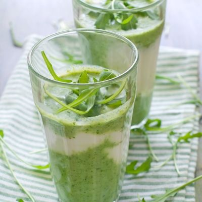 Cocktail de legume verzi