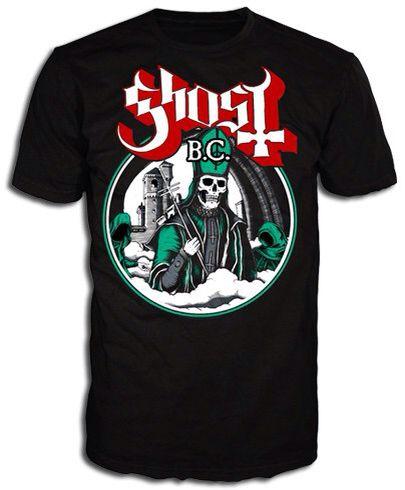Ghost bc shirt