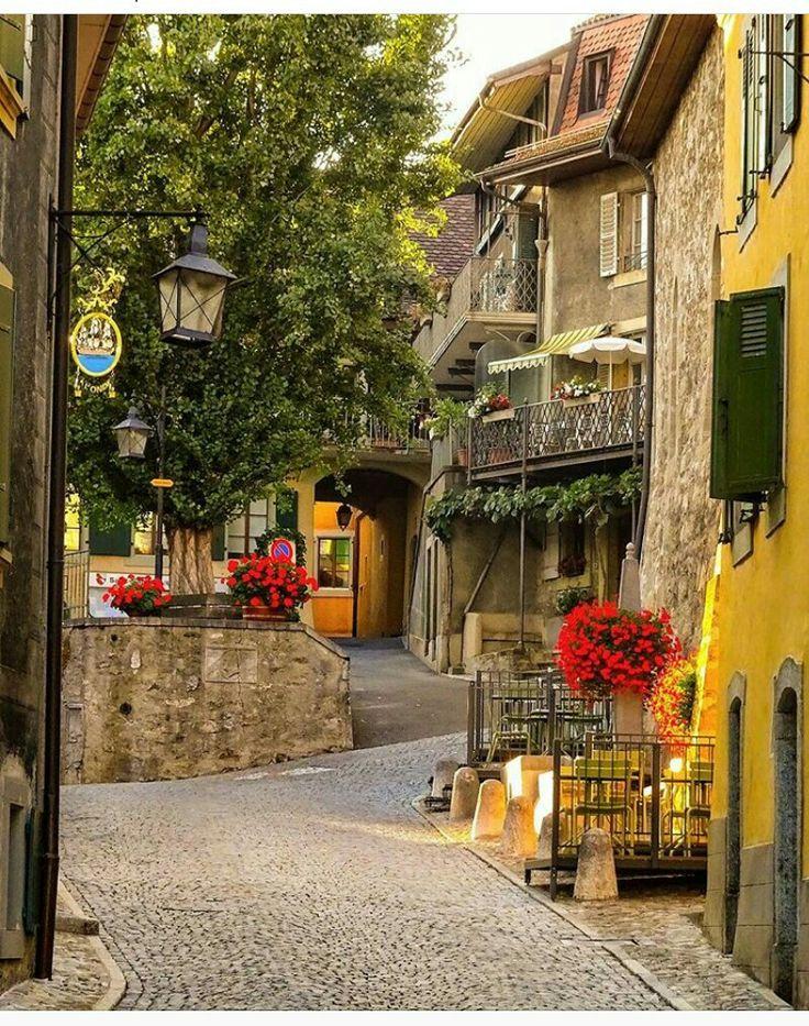 Saint Saphorin.. Switzerland