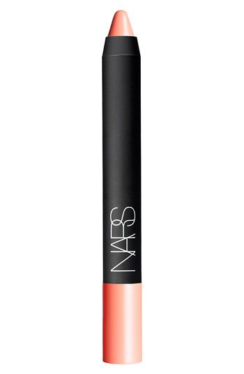 This color is so amazing! NARS Velvet Matte Lipstick Pencil | BOLERO| Nordstrom
