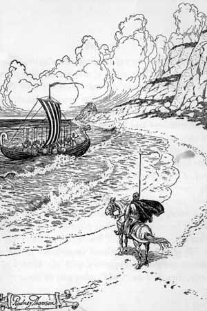 91 best beowulf images on pinterest beowulf anglo saxon for Beowulf coloring pages