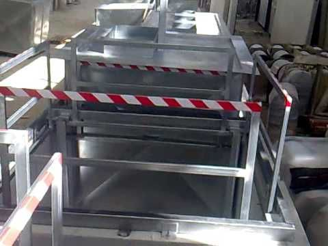 Modelo IGLO - Containere si platforme subterane