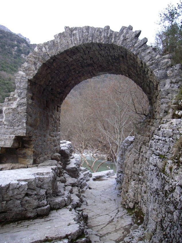 Mikro Papigo, Zagorohoria, Greece