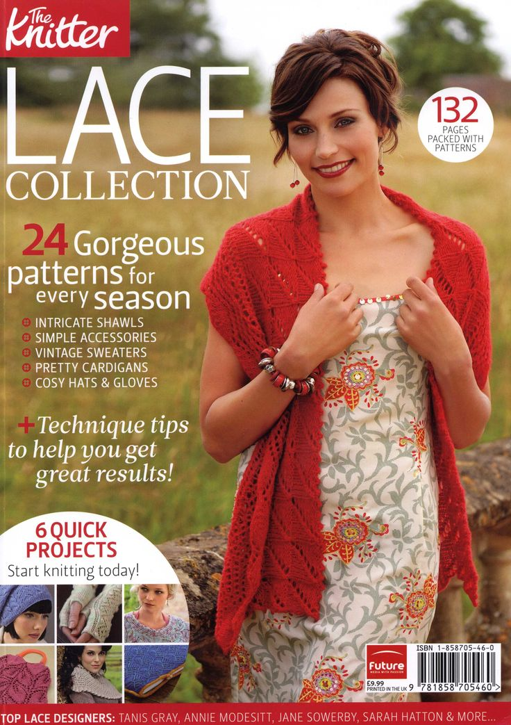 The Knitter Lace Collection