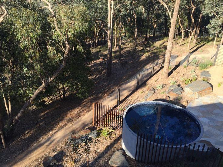 Australian Plunge Pools natural beauty - 3.45m pool