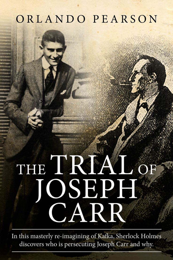 Edited by Kevin Booth for Poble Sec Books.  In a fantastic retelling of Kafka's The Trial, Holmes discovers the reason for Joseph Carr's arrest and persecution. In the process, he exposes critical weaknesses in the competence of those running the banks and identifies a new and unexpected villain from one of the most famous original Sherlock Holmes stories.