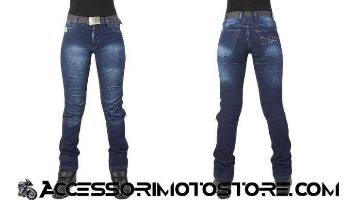 Jeans moto BLUSTER LADY OJ cod.J144