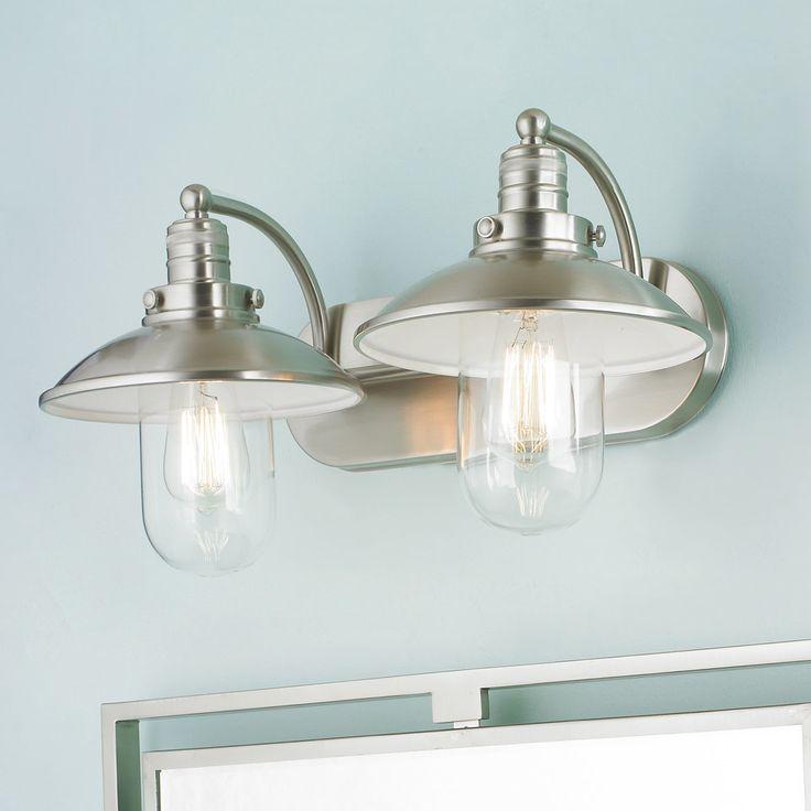 Schooner Bath Light 2 In 2021, Nautical Bathroom Lights