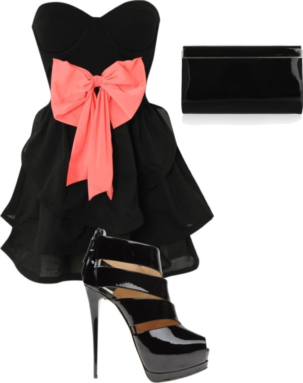 Night Out created by bethanybull on Polyvore | Fashion | Pinterest | The dress Birthday ...
