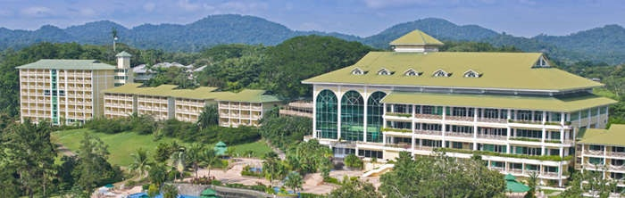 Gamboa Rainforest Hotel, Panama