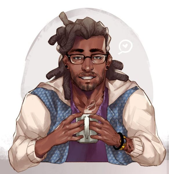 Dream daddy: a dad hookup simulator characters in alice
