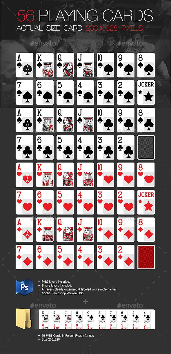 Playing Cards, black jack, card games, card suits, casino, casino cards, casino games, classic playing cards, clubs, diamond, gambling, games, heart, online casino, playing card, playing cards, poker, poker cards, psd, sards, sards table games, shirt card, spades