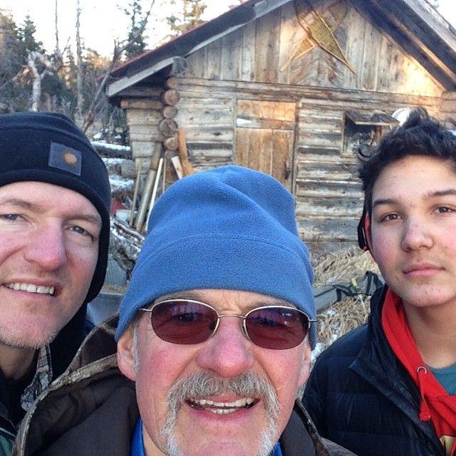 3 generations of kilcher men, 3 generations of dreamers.