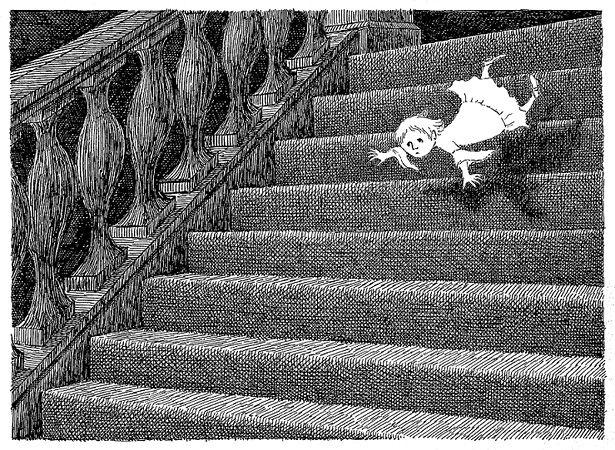 エドワード・ゴーリーの日本初回顧展、絵本原画や草稿など約350点紹介 - アート・デザインニュース : CINRA.NET