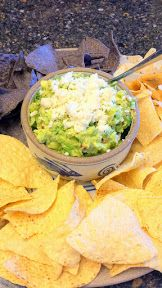 25 best rick bayless recipes images on pinterest rick bayless guacamole from food network chefs the rick bayless recipe sundried tomato guacamole forumfinder Image collections