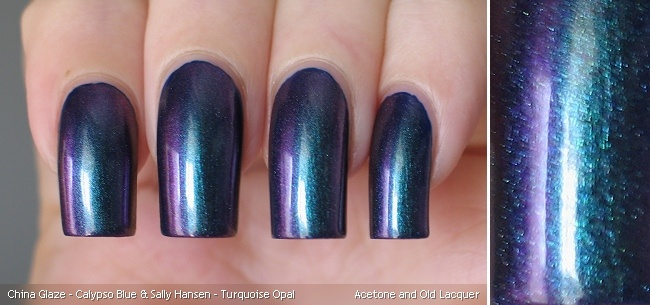 Acetone and Old Lacquer: Nail Gallery - 2012