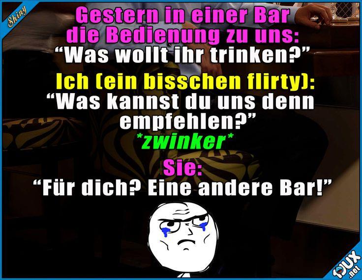 Flirten deutsch