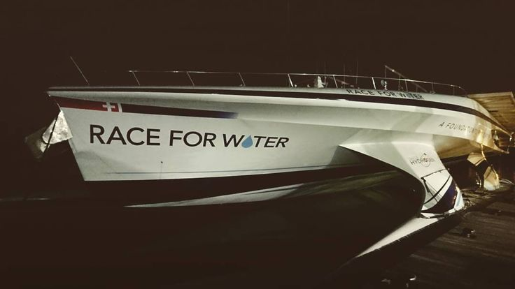 Dream boat  it sails respecting oceans and earth solar powered boat  #boat #solarenergy #guadeloupe #islandlife #travel #traveling #raceofwater #respect #ecology #gwada #bynight