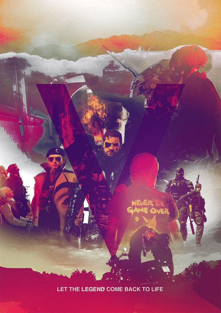 Metal Gear: Philanthropy Fan-Made Movie | Raven Republic