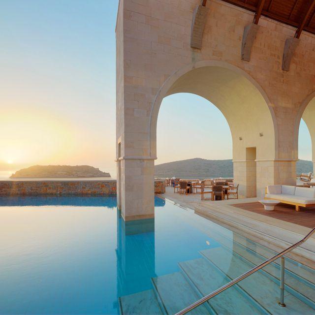 Blue Palace Resort Pool @ Crete Island: Resorts Spa, Dreams, Spas, Crete Greece, Palaces Resorts, Greek Islands, Pools, Blue Palaces, Hotels