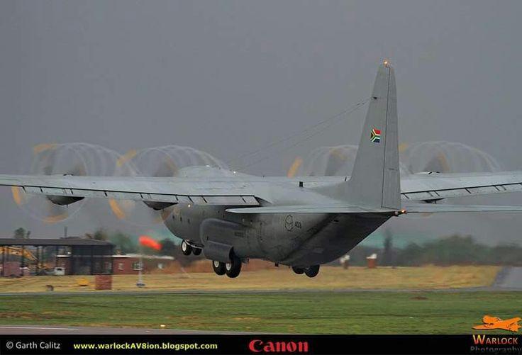 SAAF C130 BZ
