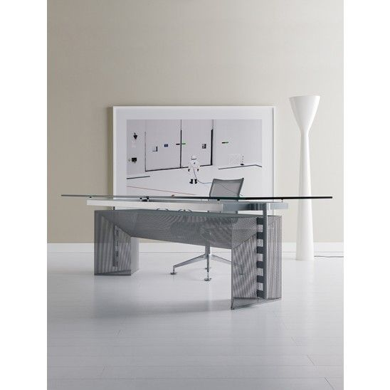 @aliasdesign presents Mario #Botta's Tesi, a modern and original #desk