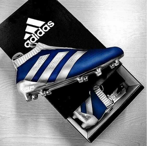Football shoes by adidas