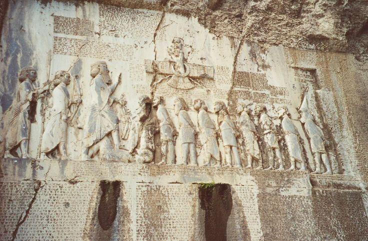 relieve de Behistun