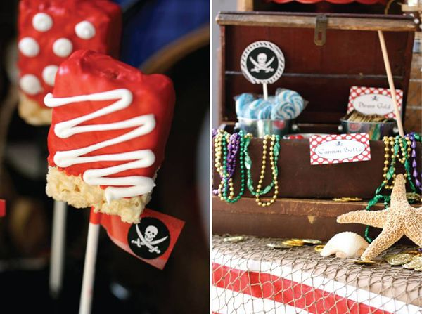 Pirate Party Planning Ideas Supplies Idea Cake Decorations ...