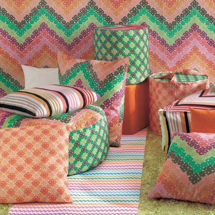 Missoni Home Chair Virgola: 164 Best HOME☆MISSONI HOME Images On Pinterest