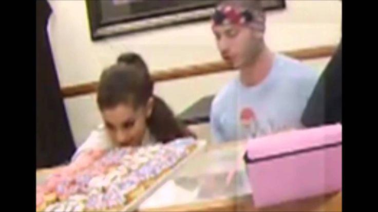 "Ariana Grande ... aka ""Dodo Does Donuts"" (Debbie Schlussel with Adam Taxin)"