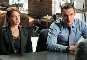 Are Amanda Righetti and Owain Yeoman Leaving The Mentalist?