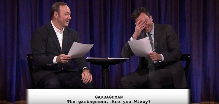 Kevin Spacey's Christopher Walken And Johnny Carson Impressions Deserve An Oscar | HuffPost