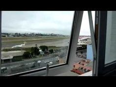 Janela Acústica - Teste anti-ruído no Aeroporto Congonhas SP - Weiku do Brasil - YouTube