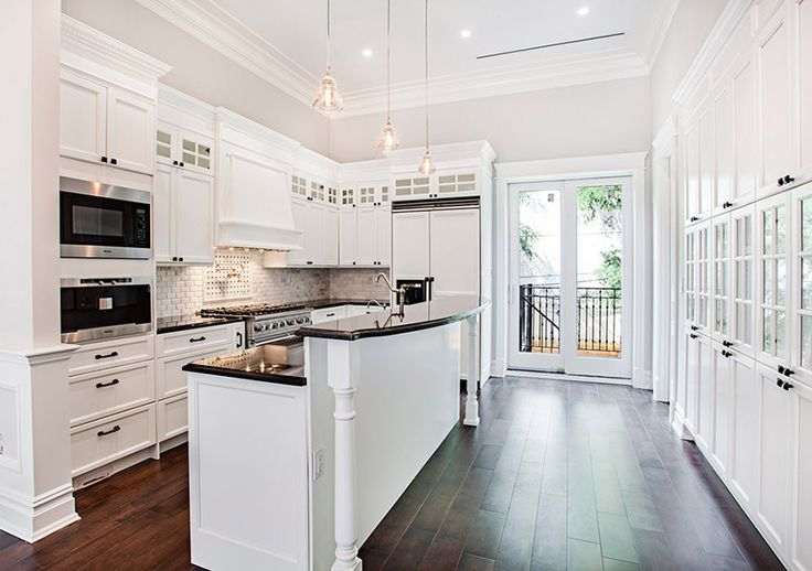 25 best ideas about kitchen design gallery on pinterest for White kitchen designs gallery