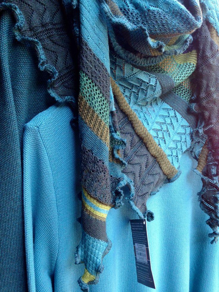 Sjaal trui
