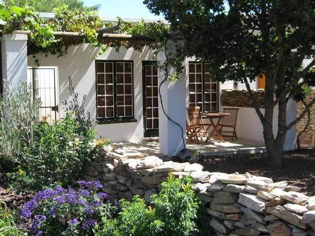Cape Cottages McGregor -  Hoopoe & Sunbir - The Cape Cottages are situated in the centre of the village of McGregor, a short walk from restaurants and shops.  The cottages are romantic, self-catering Cape Georgian-style cottages set in beautiful ... #weekendgetaways #mcgregor #southafrica