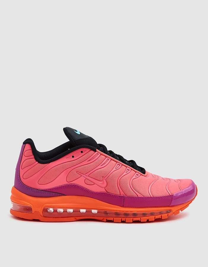Nike / Air Max 97/Plus Sneaker in Racer