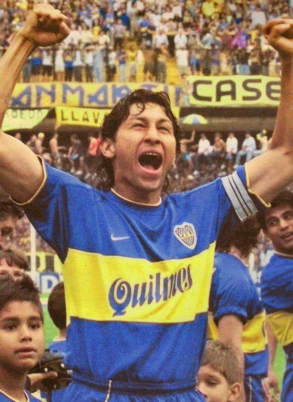 Boca Juniors - El Patrón Bermúdez - Boca Historico (@historicoboca) | Twitter
